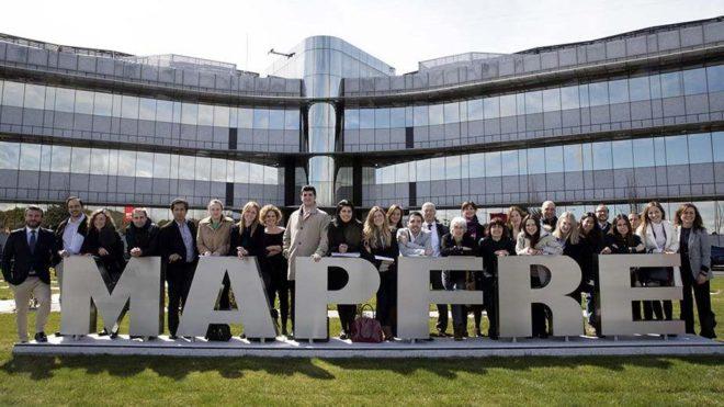 MAPFRE abre sus puertas a los estudiantes y egresados de UNIR en el Programa Inside the Company