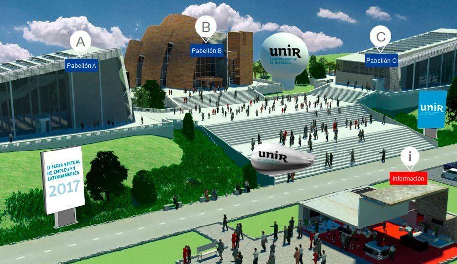 1.221 vacantes de empleo, 666 ofertas y 92 empresas, en la II Feria Virtual de Empleo en Latinoamérica