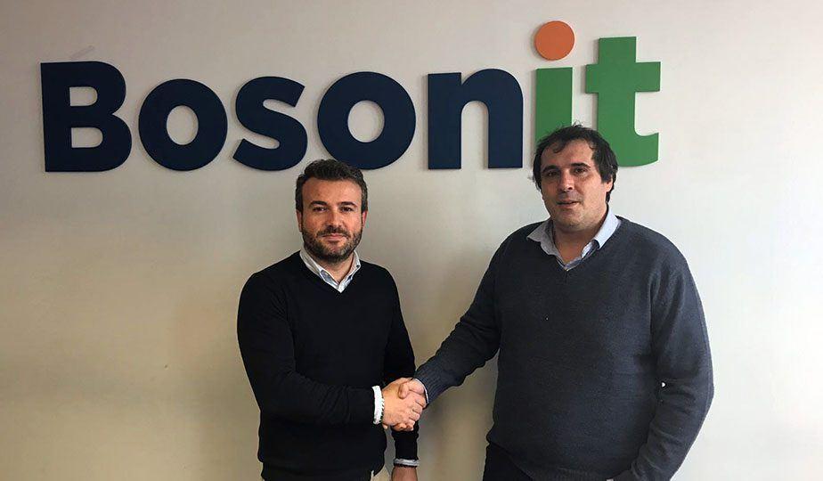 La empresa Bosonit y UNIR se unen para impulsar el talento TIC internacional