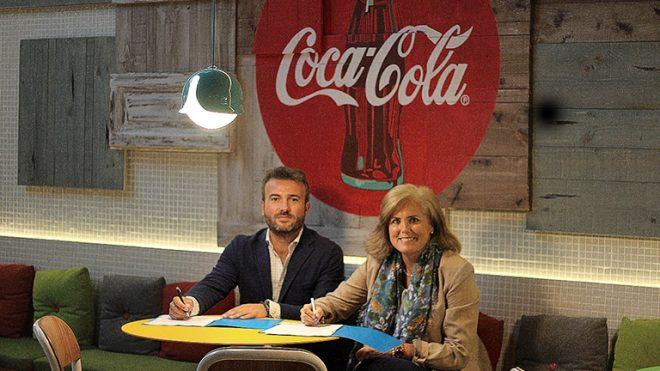 UNIR potencia con Coca-Cola la empleabilidad de sus alumnos