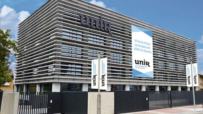 IV Feria Virtual de Empleo de UNIR en España