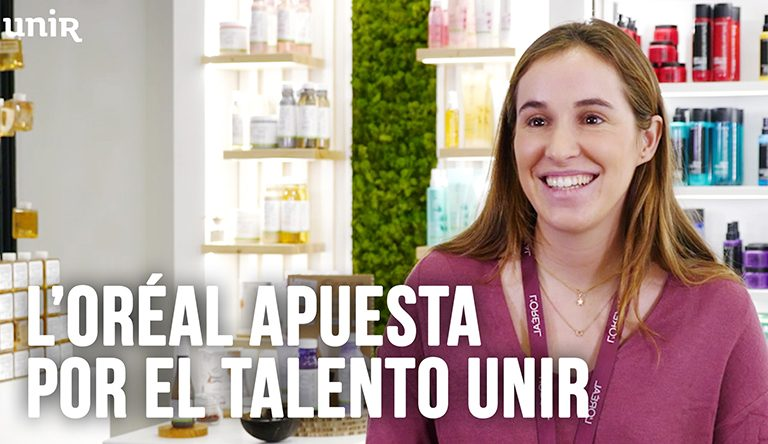 L´Oréal busca futura cantera de talento en UNIR