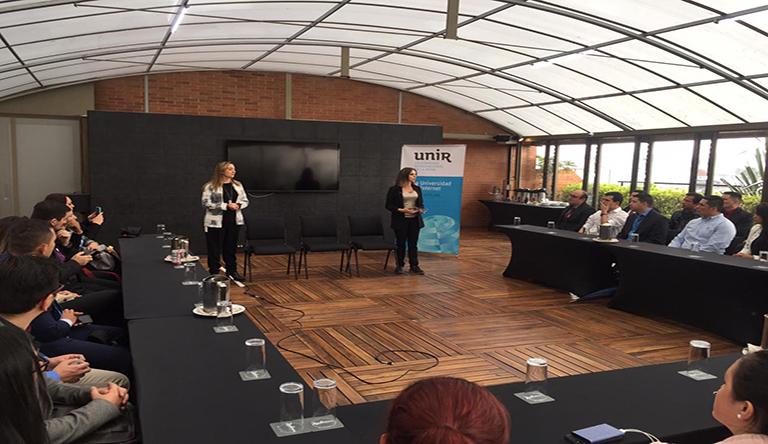 UNIR y LG se unen para celebrar el primer 'Inside the Company' en América Latina