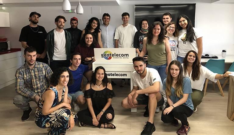 La experiencia de Geotelecom con las Prácticas UNIR