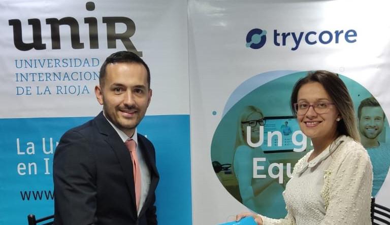 TRYCORE nuevo Partner de UNIR en Colombia