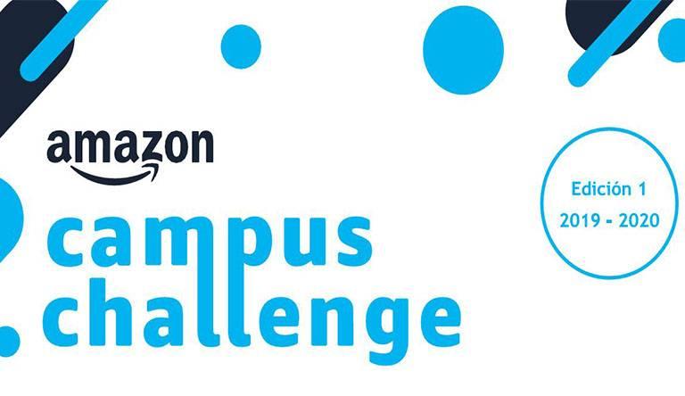 Amazon lanza su concurso Campus Challenge en España