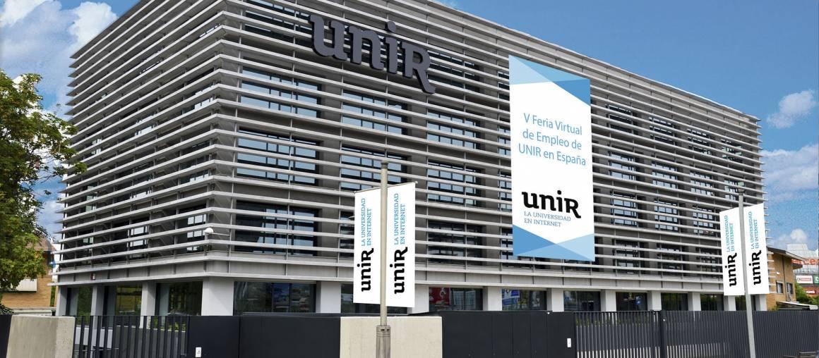 ¡Apúntate ya a la V Feria Virtual de Empleo de UNIR en España!