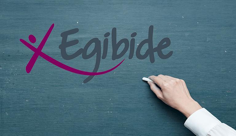 Trabaja en EGIBIDE. Un proyecto de personas para las personas