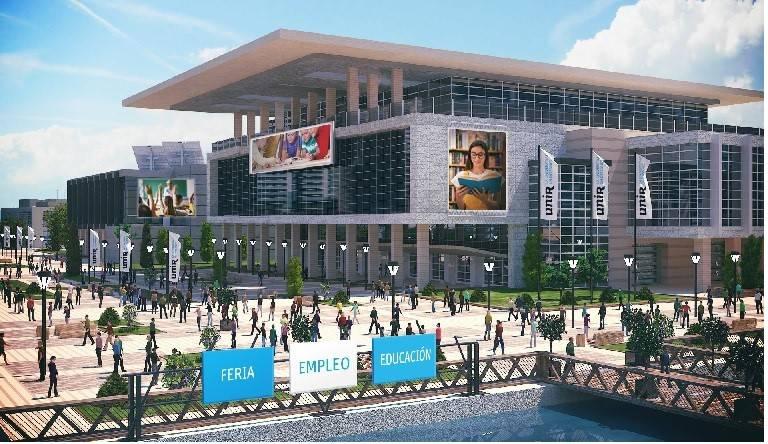 ¡LLega la primera Feria Virtual de Empleo Sector Educación UNIR!