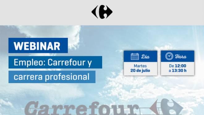 Oportunidades de empleo en Carrefour